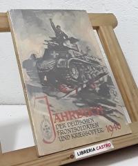 Jahrbuch. Der Deutschen frontsoldaten und kriegsopfer 1940 - Varios