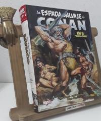 La Espada Salvaje de Conan. 1978 Primera Parte - Roy Thomas