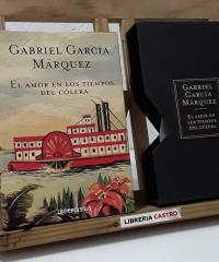 El amor en tiempos del cólera - Gabriel García Márquez