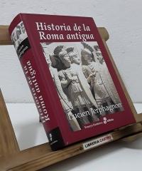 Historia de la Roma antigua - Lucien Jerphagnon