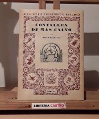 Contalles de Mas Calvó - Josep Iglésies