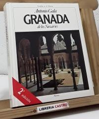 Granada de los Nazaríes - Antonio Gala