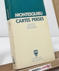 Cartes perses - Montesquieu