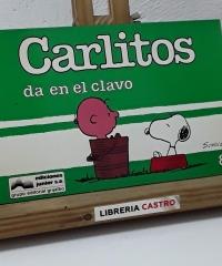 Carlitos da en el clavo Nº 8 - Schulz