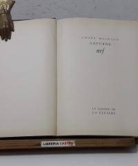 Saturne. Essai sur Goya - André Malraux