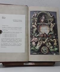 Historiae Naturalis de Piscibus et Cetis (Facsímil y Numerado) - Johannes Jonstonus