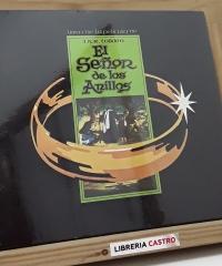 Libro de la película de El Señor de los Anillos - J.R.R. Tolkien