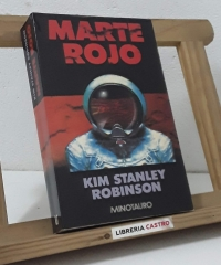 Marte Rojo - Kim Stanley Robinson