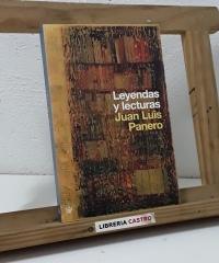 Leyendas y lecturas - Juan Luis Panero