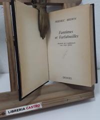 Fantômes et Farfafouilles - Frederic Brown