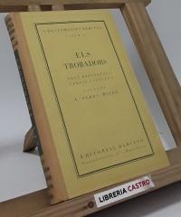 Els Trobadors - A. Serra Baldó