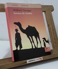 Arenas de Arabia - Wilfred Thesiger