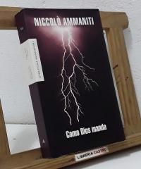 Como Dios manda - Niccolò Ammaniti