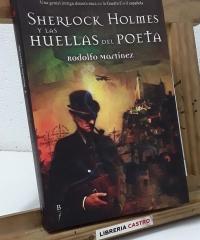 Sherlock Holmes y las huellas del poeta - Rodolfo Martínez