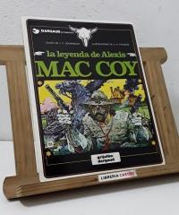 Mac Coy. La Leyenda de Alexis (Tomo I) - J. P. Gourmelen
