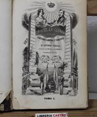 Historia de la guerra civil y de los partidos liberal y carlista (Tomo I) - Antonio Pirala