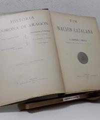 Fin de la Nación Catalana - S. Sanpere y Miquel