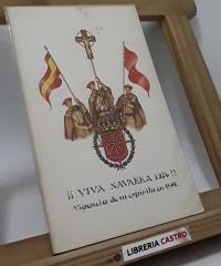 ¡Viva Navarra 1936! - Carlos Etayo Elizondo