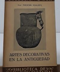 Artes decorativas en la Antiguedad - Frederik Poulsen
