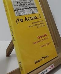 ¡Yo acuso...! Traducción íntegra de La Verdad en marcha de Émile Zola - Màrius Lleget