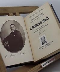 El Nacionalismo Catalán - Antoni Rovira i Virgili