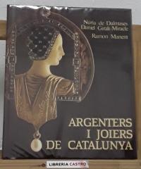 Argenters i joiers de Catalunya - Nuria de Dalmases y Daniel Giralt-Miracle