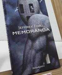 Memoranda - Jeffrey Ford