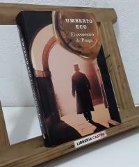 El cementiri de Praga - Umberto Eco