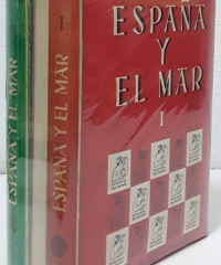 España y el mar (III tomos) - Luis Carrero Blanco (Almirante)