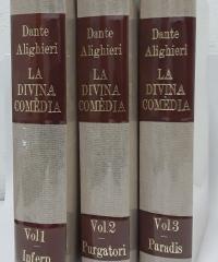 La divina comedia (III volums i edició numerada) - Dante Alighieri