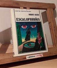 Escalofrrríos - Robert Bloch