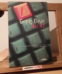 Alt 47 - Greg Bear