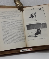 Skiing. The Barnes Sports Library - Walter Prager