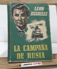La campaña de Rusia - León Degrelle