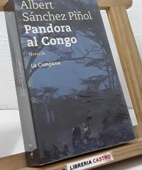Pandora al Congo - Albert Sánchez Piñol