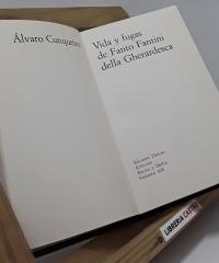 Vida y fugas de Fanto Fantini della Gherardesca - Álvaro Cunqueiro