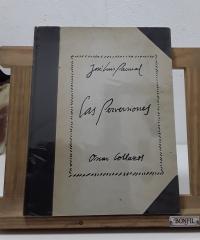 Las Perversiones. Nov.-Dic. 1977 (edición numerada) - José Luis Pascual