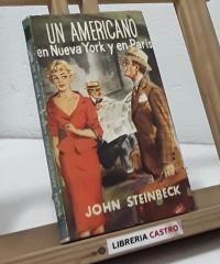 Un americano en Nueva York y en París - John Steinbeck