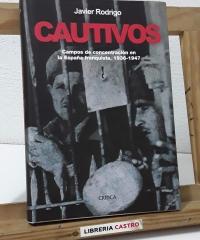 Cautivos - Javier Rodrigo
