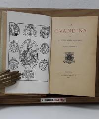 La Ovandina (Tomo Primero y único editado) - Pedro Mexía de Ovando