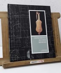 Instrumentos de corda medievais. Investigación, reconstrucción - Ramón Yzquierdo Perrín, John Wright, Francisco Luengo, Christian Rault