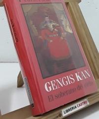 Gengis Kan. El soberano del cielo - Pamela Sargent