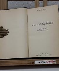 Los inmortales - Frederik Pohl