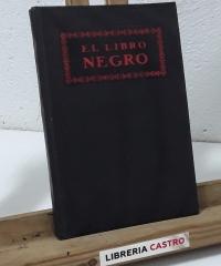 El libro Negro - Papa Honorio