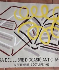 Litografía de Robert Llimós 42ª Fira del Llibre d'Ocasió i Antic - Robert Llimós