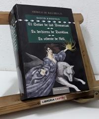 Cronicas de Mallorea II. El Señor de los Demonios. La Hechicera de Darshiva. La vidente de Kell - David Eddings