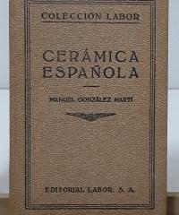 Cerámica Española - Manuel González Martí
