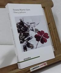Vino y pólvora - Susana Martín Gijón