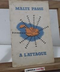Malte passe a l'attaque - Desconocido