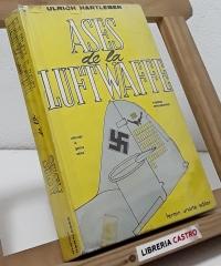 Ases de la Luftwaffe - Ulrich Hartleben